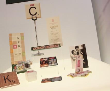 Scrabble Stationery