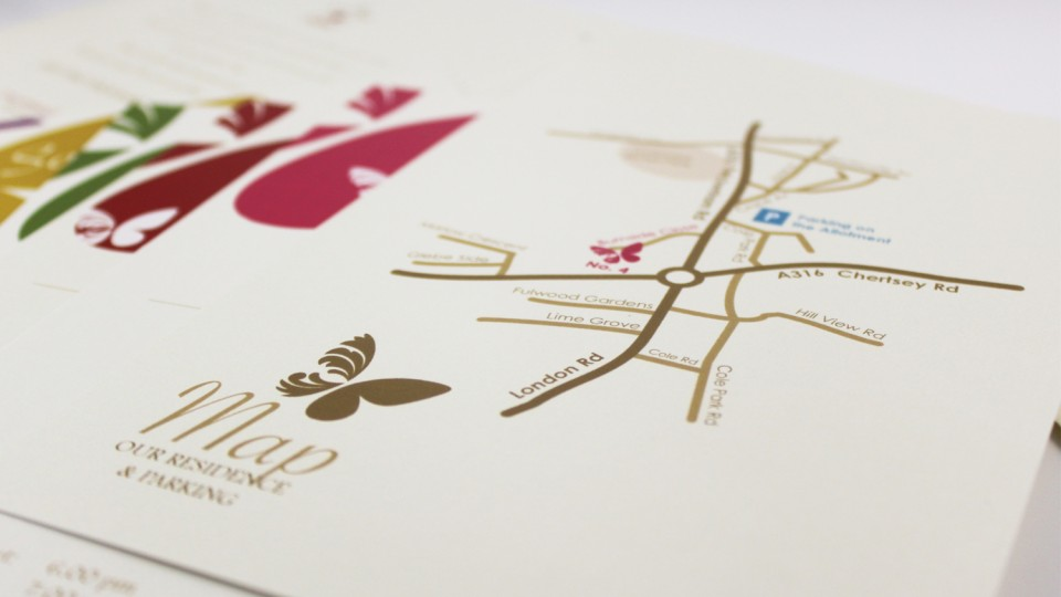 Bespoke Map