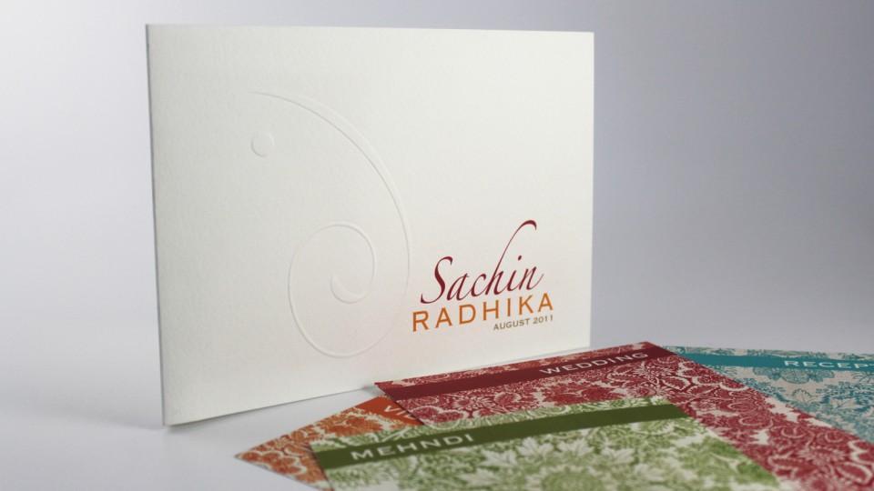 Ganesh Embossed Cover