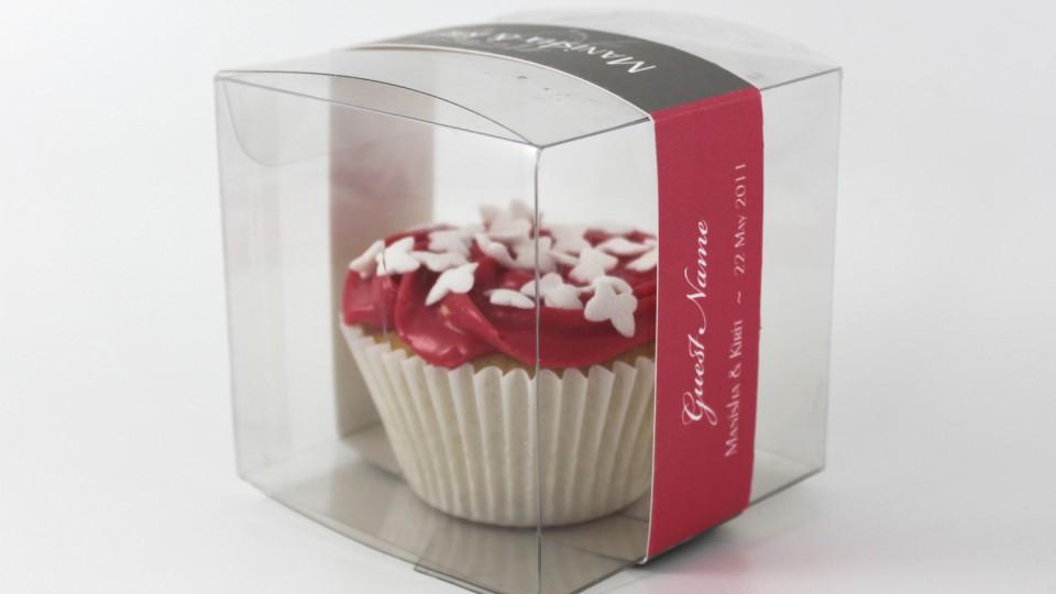Large Cupcake Favour