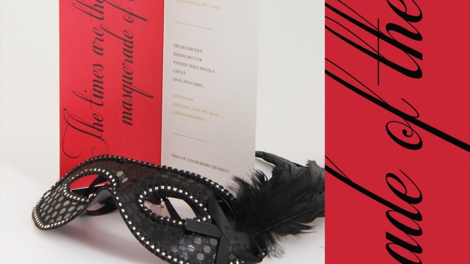 Menu & Mask