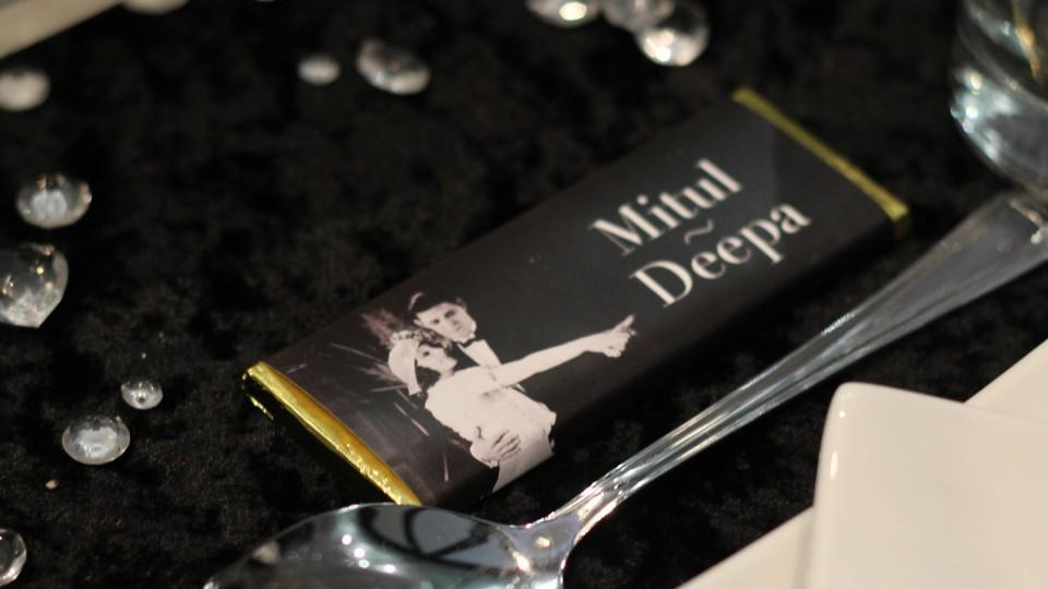 Mini Chocolate Bar