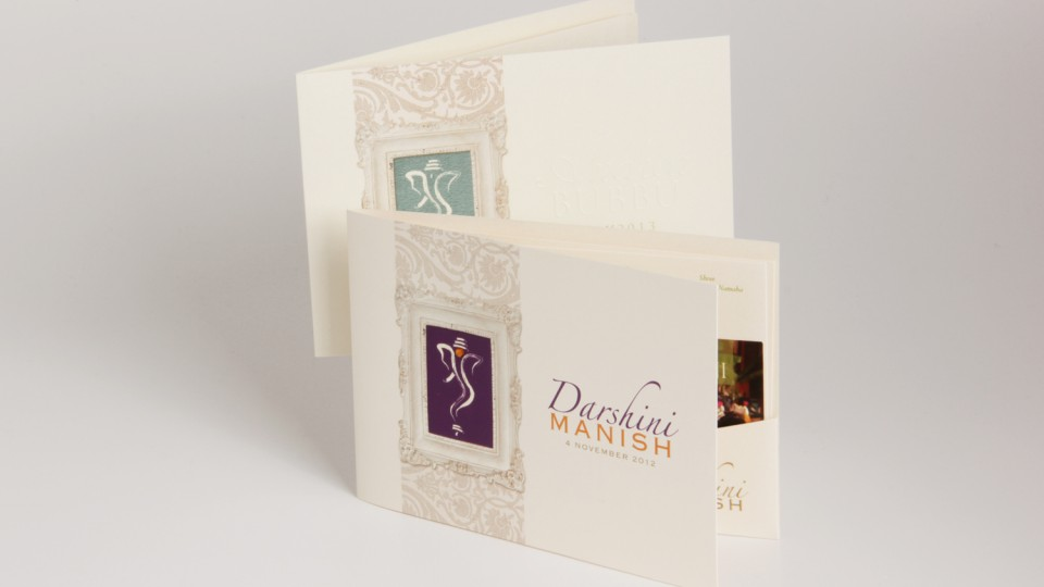 Pocket-Fold Invitations