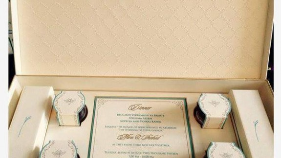Shahid Kapoor wedding invite